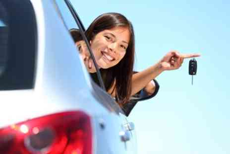 Pass Drive - Three Driving Lessons - Save 74%