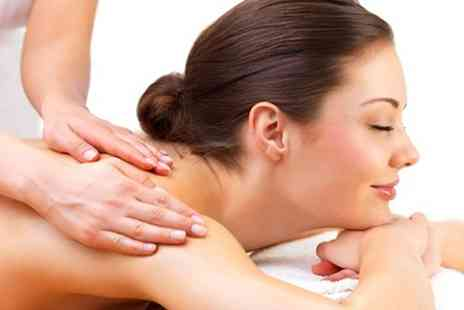 D Stress Massage - One Hour Sports or Deep Tissue Treatment - Save 64%
