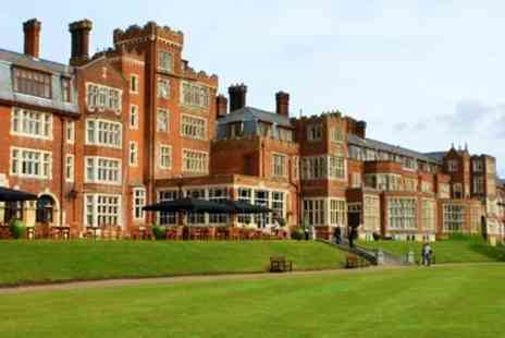 Selsdon Park Hotel - One Night 4 star Stay For Two With Two Course Dinner - Save 56%