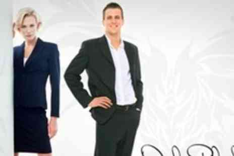 Dale Rhodes - Mens or Womens Two Piece Bespoke Suit - Save 60%