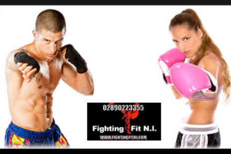 Fighting Fit NI - 6 Week K30X Bootcamp - Save 67%