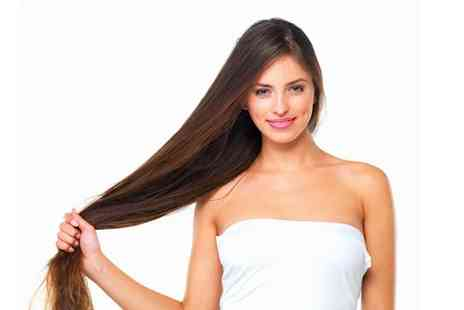 Fresh Hair - A luxuriant wash, cut, blow dry and treatment - Save 70%