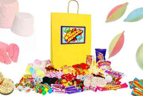 Retro Sweet - Delicious Deluxe Summer Sweet Bag - Save 50%