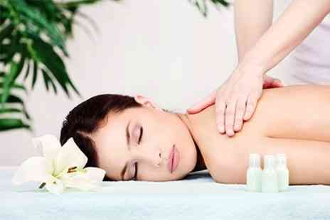 Medlin Spencer - 90 Minute Massage or Facial with Medlin - Save 39%