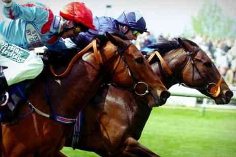 Warwick Racecourse - Warwick Racecourse  Admission for One - Save 50%