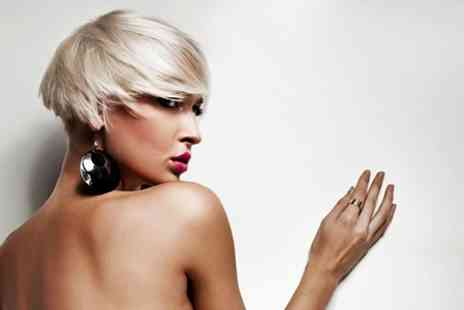 Laurel Kerrins Hair Salon - Roots Touch Up or Full Head of Colour With Cut and Conditioning Treatment  - Save 55%