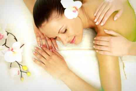 Anahata - One Hour Swedish Massage, Facial or Both - Save 60%