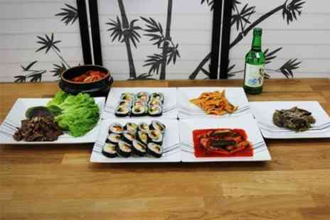 On Cookery School - Beginners Korean Cookery Class with Dinner and Rice Wine - Save 57%
