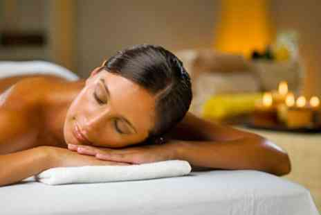 Treat and Revive Spa - Massage and Body Wrap Plus Elemis Facial - Save 79%