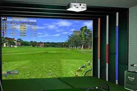 Swingers Golf - Two Hour Golf Simulation For Family - Save 75%