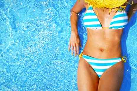 Charmis Beauty - Waxing: Brazilian or Hollywood Plus Underarms - Save 50%