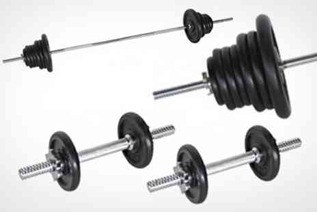 Uksportimports - Vitesse Fitness Dumbell and Barbell  - Save 53%