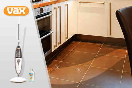 GimmeSome.co.uk - Vax steam mop with 2 extra cleaning pads - Save 37%