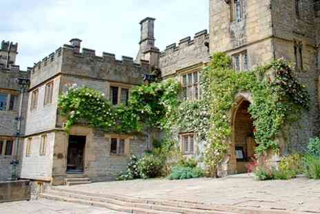 Haddon Hall - Summer Evening Open House For Two - Save 55%