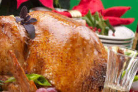 Indulgence Bar and Grill - Three course Christmas lunch for two - Save 63%