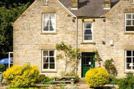 The Inn at Hawnby - Lunch Main Course and Glass of Wine Each for Two - Save 52%