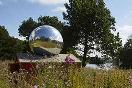 Yorkshire Sculpture Park - Cake and Hot Drinks for Two with All Day Parking - Save 51%