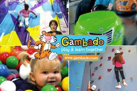 Gambado - Adult and Child Entrance including Registration fee - Save 70%