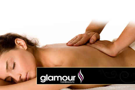 Glamour Hair and Beauty - Lymphatic Massage - Save 63%