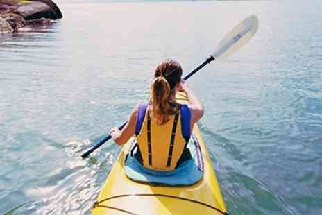 Allout Adventures - 90 Minutes Kayaking on The River Derwent For One - Save 60%