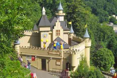 Gullivers Kingdom - Theme Park Entry - Save 56%