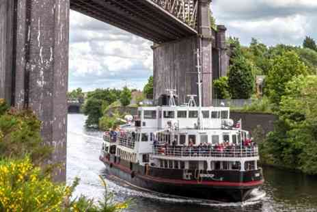 Mersey Ferries - Manchester Ship Canal Cruise With Commentary And Return Bus - Save 50%