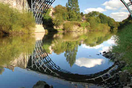 Ironbridge Scenic River Cruises - Ticket for Riverboat Trip - Save 63%