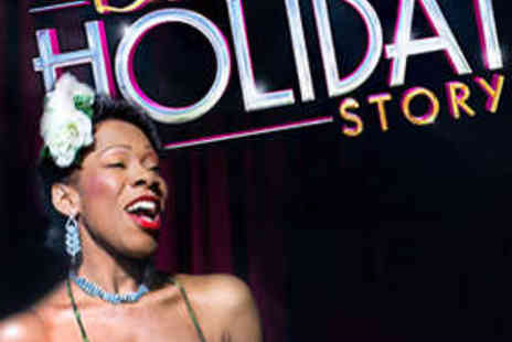Charing Cross Theatre - Top Price Ticket to Billie Holiday Story - Save 53%