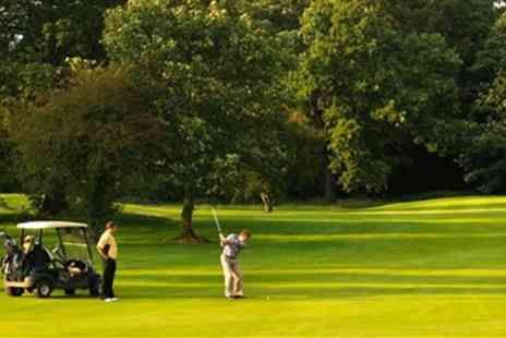 De Vere Oulton Hall - Summer Round of Golf - Save 73%
