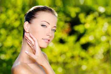 Exquisite Hair Salon - One hour aromatherapy facial, manicure and pedicure - Save 80%