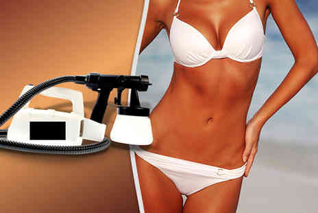 Vivre International - Home spray tanning kit - Save 59%