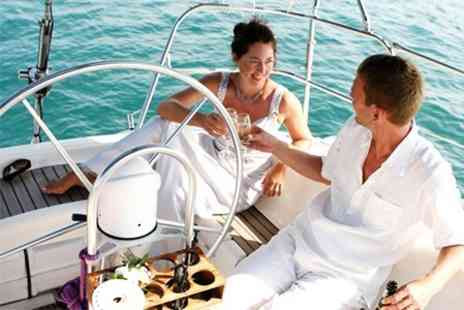 Escape Yachting - Champagne Solent Sail With Lunch or Dinner - Save 84%