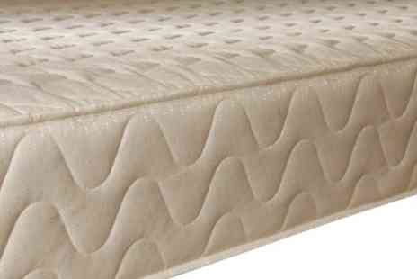 Sleep Softly - Triple Zone Mattress - Save 70%