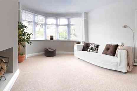 Axis Cleaning - Carpet Steam Clean For Two Rooms - Save 68%