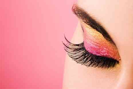 Angels Beauty Salon - Full Set Mink Eyelash Extensions - Save 48%