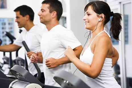 Evisa Health and Fitness Club - 11 Gym Passes For One - Save 86%