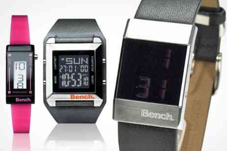 Dynergy - Bench Digital Watches - Save 42%