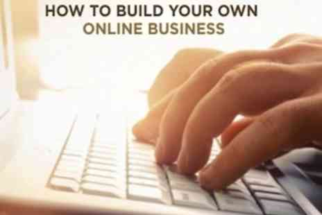 Stone River Learning -  Online Build Your Own Online Business with Word Press Course - Save 68%