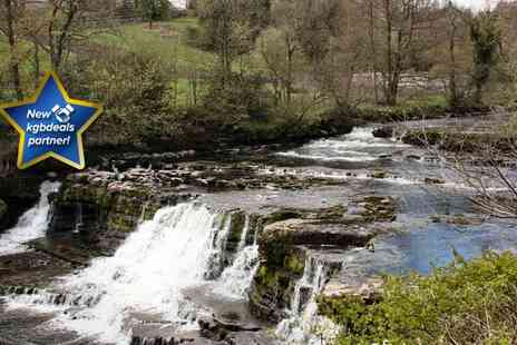 The George - Two night Yorkshire Dales break for two - Save 56%