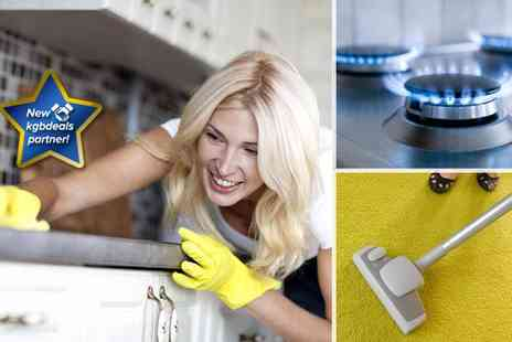 Lemon and Lime Cleaning Solutions - Spring cleaning service for a one bedroom property - Save 69%