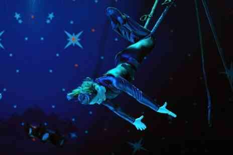 Paulos Circus - Tickets For Two Adults - Save 60%