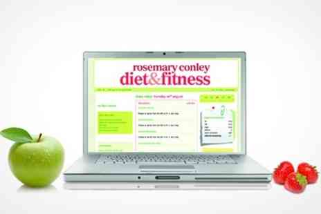Rosemary Conley Diet - 12 Week Online Membership - Save 52%