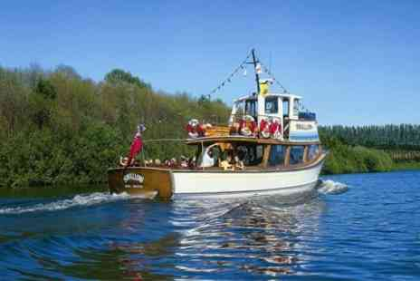 Bewl Water - Cruise and Sparkling Afternoon Tea For Two - Save 37%