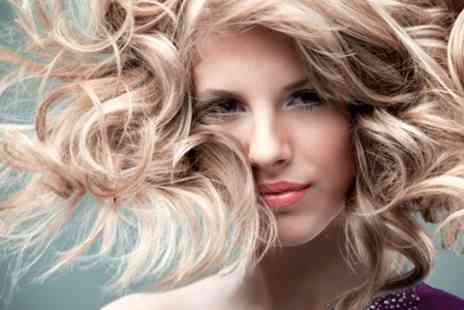 Style and Grace - Restyle and Cut With Conditioning Treatment Plus Colour - Save 50%