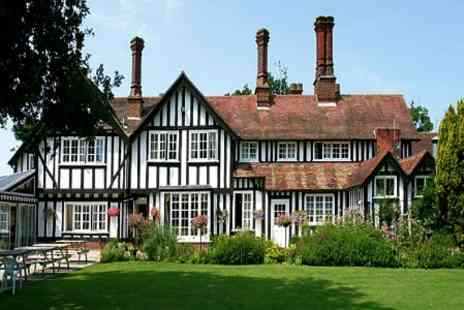 Lenwade House Hotel - North Norfolk Two or Three Night Stay For Two With Breakfast - Save 51%