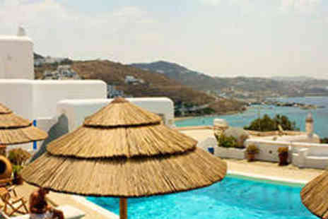 Princess of Mykonos - Three Night Stay for Two People - Save 64%
