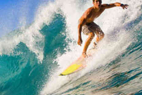 Latas Surf House - Sun n Surf Holiday in Spain - Save 57%