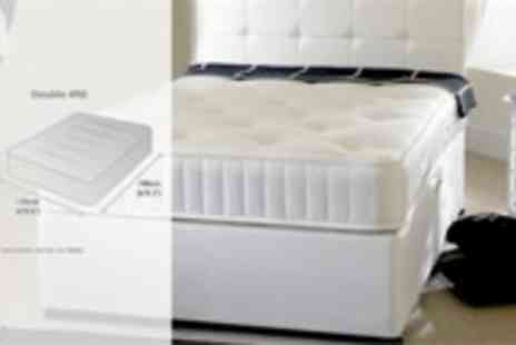 Sofa Dealers - Memory Super Pedic Double Mattress - Save 79%