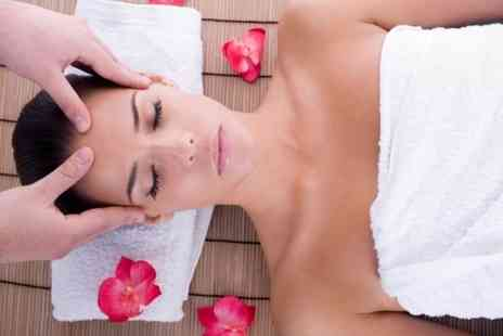 Beauty Studio - Thai facial with a head and neck massage - Save 62%