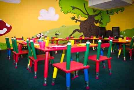 Enchanted Forest - Soft Play Centre Ten Twenty or Thirty Family Passes - Save 74%